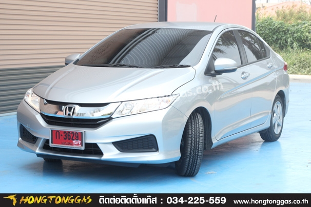 ติดแก๊ส Honda > New CITY 2014 New CITY 2014