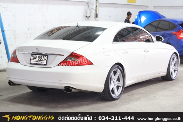 Mercedez BenZ CLS 500